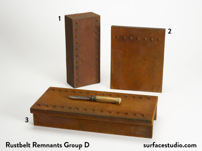 Rustbelt Remnants Group D (3) $40 - $60 - $80