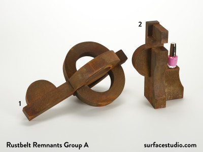 Rustbelt Remnants Group A (2)  $40 - $60