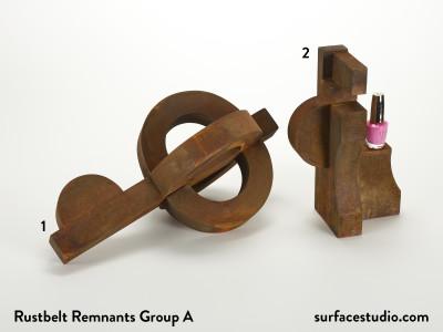 Rustbelt Remnants Group A (2)  $40 - $60