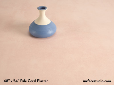 Pale Coral Plaster (45 LBS)