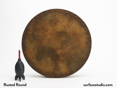 Rusted Round