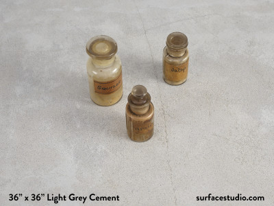 Light Grey Cement (55 LBS)
