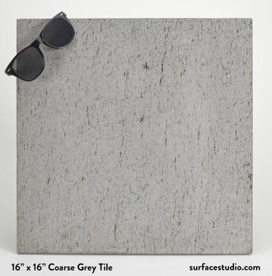 Coarse Grey Tile