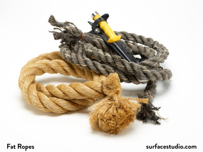 Fat Ropes - $25 each