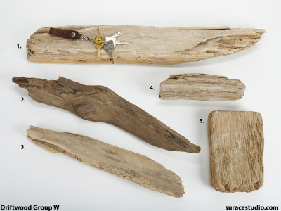 Driftwood Group W (5) - $25 - $40 Each