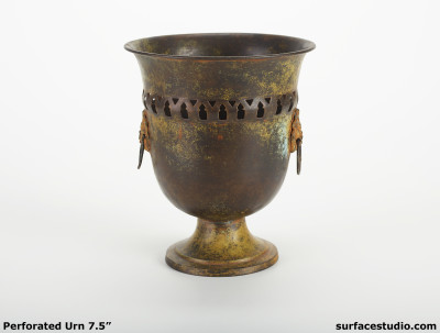 Perforated Urn