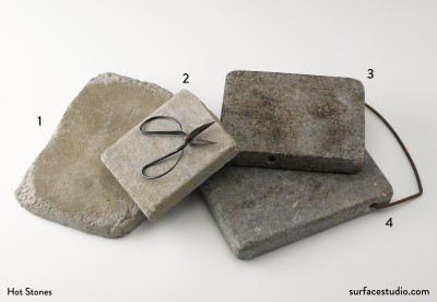 Hot Stones (4) $30 each B1