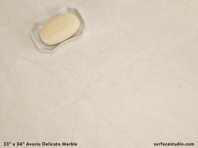 Avorio Delicato Marble (90 lbs)