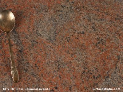 Rose Balmoral Granite
