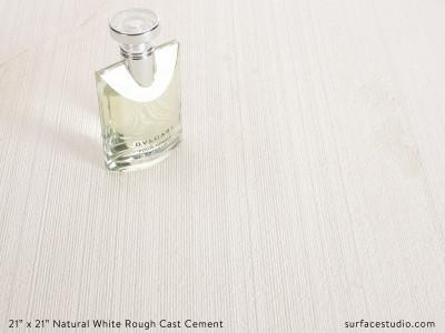 Natural White Rough Cast Cement