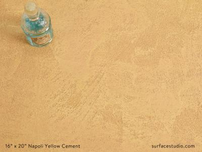Napoli Yellow Cement