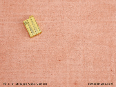 Streaked Coral Cement