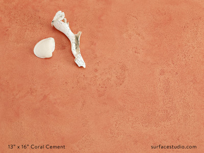 Coral Cement
