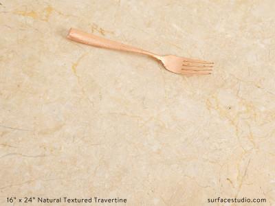 Natural Textured Travertine
