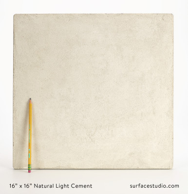Natural Light Cement