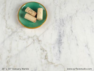 Statuary Marble  (52 Lbs)