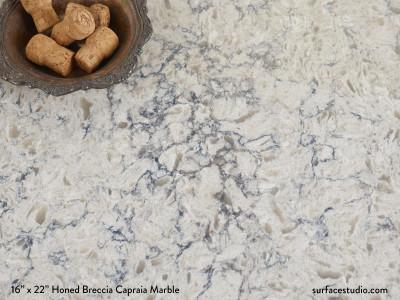 Honed Breccia Capraia Marble