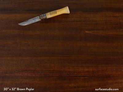 Brown Poplar
