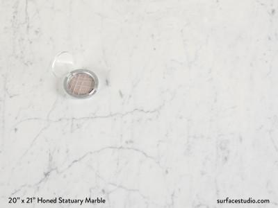 Honed Statuary Marble (30 Lbs)