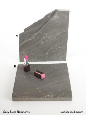 Grey Slate Remnants (2) $35 each
