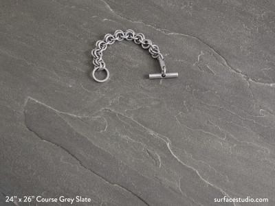 Coarse Grey Slate