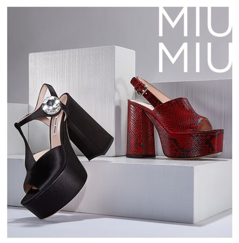 SAKS Miu Miu 'Life of the Party'