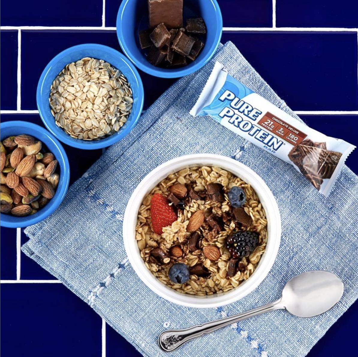 Pure Protein | Michelle Cohen