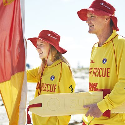Our people are part of the most well-trained, well-organised and well-respected lifesaving movement anywhere in the world.