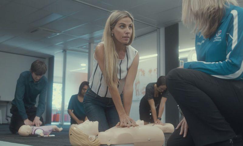 SLSWA workplace first aid training
