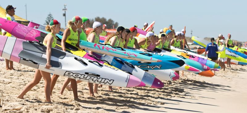 WA Surf League is set to be a cracker as some of WA's best athletes take to Sorrento Beach to battle it out in the third and final round of the season series.