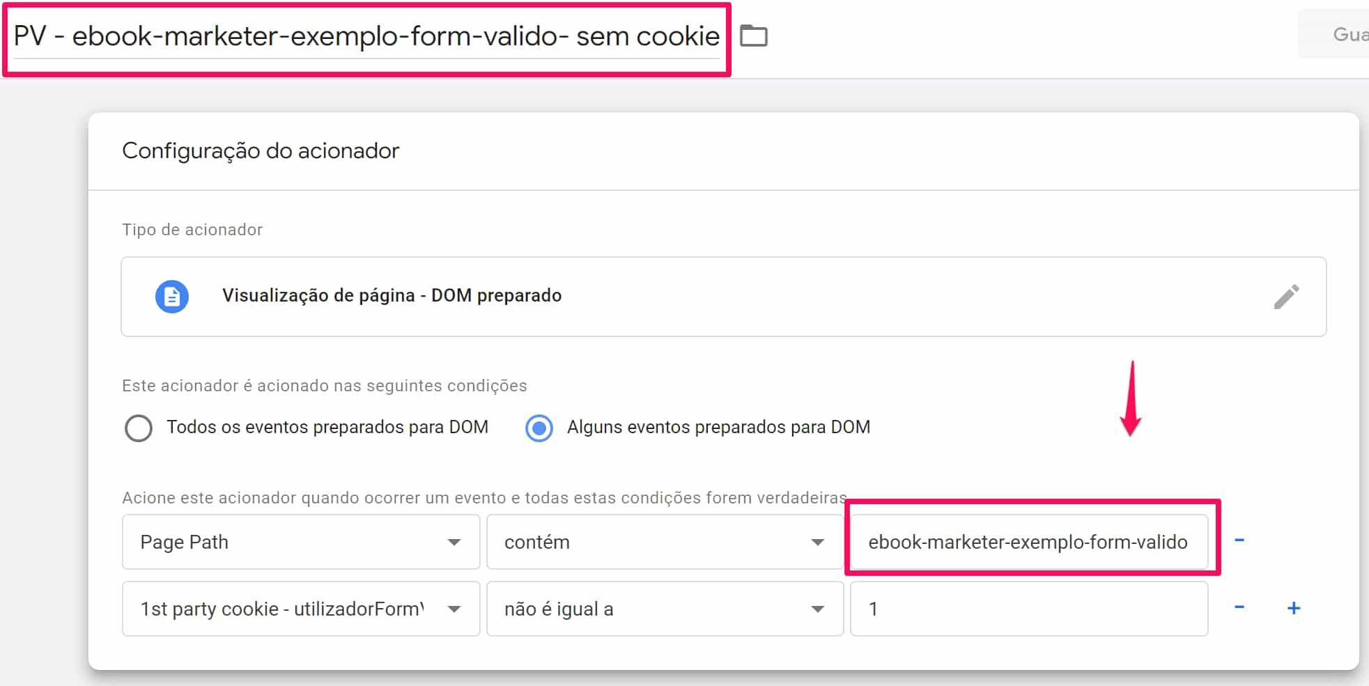 rederecionamento sem cookie google tag manager