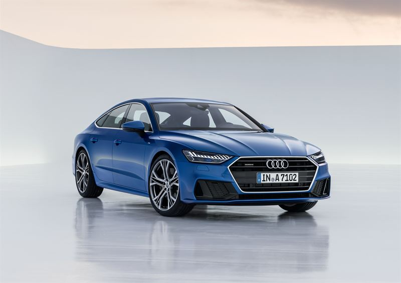 Nya Audi A7