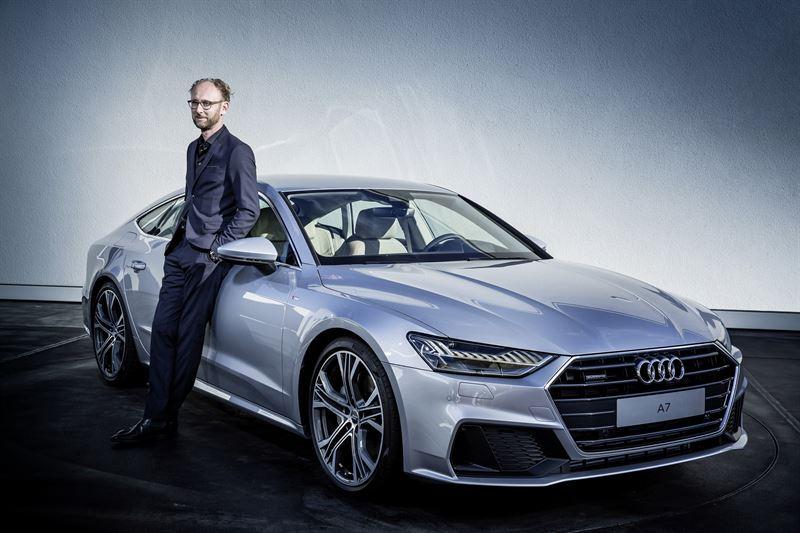 Säljstart för nya Audi A7