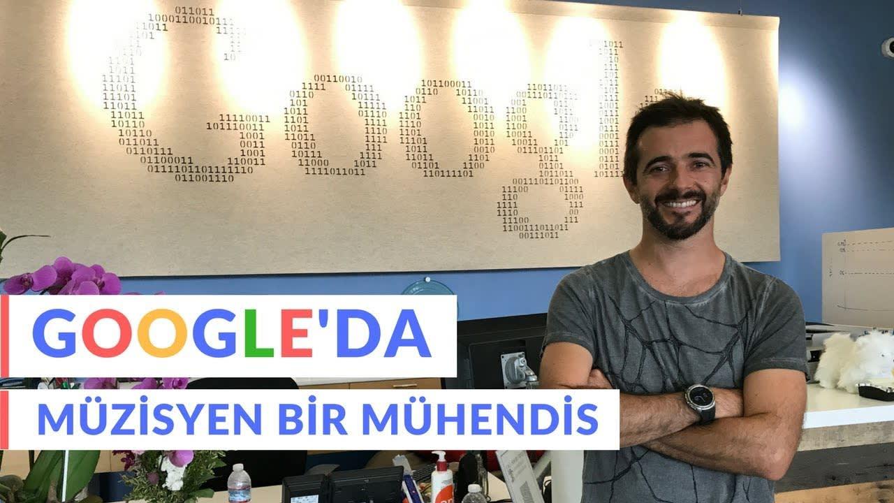 Google'da bir Türk – Kaan Tarıman