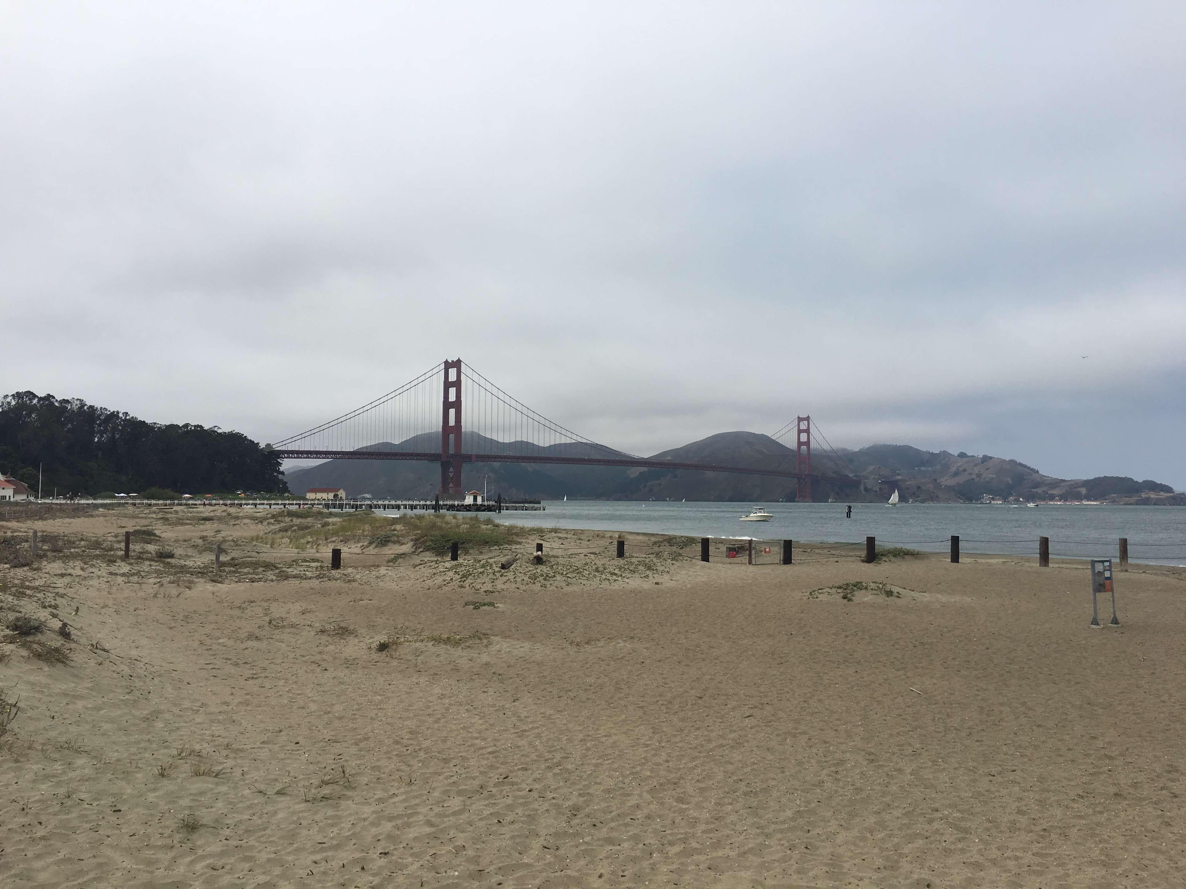 Crissy Field: San Francisco'da okyanus kıyısında keyifli bir gün geçirin