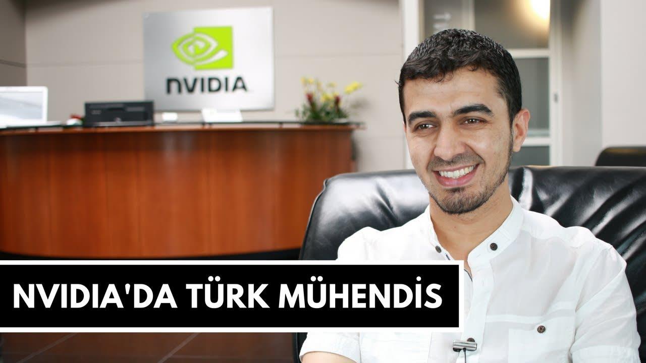 NVIDIA'da Donanım/Elektrik Mühendisi Türk – Mustafa Yayla