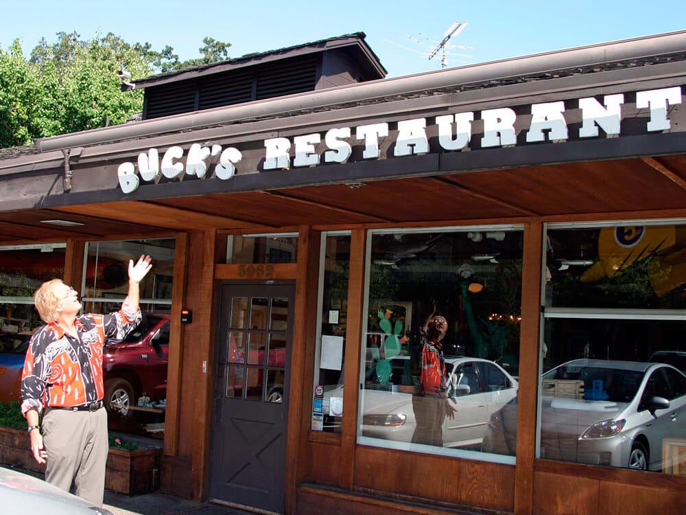 Buck's: Silikon Vadisi'nin efsanevi buluşma noktalarından birini olan restoran