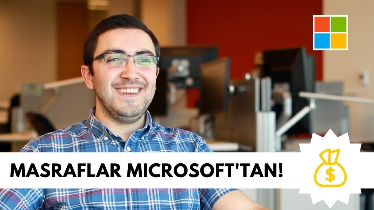 Microsoft'ta bir bilgisayar mühendisi: Ufuk Şengül