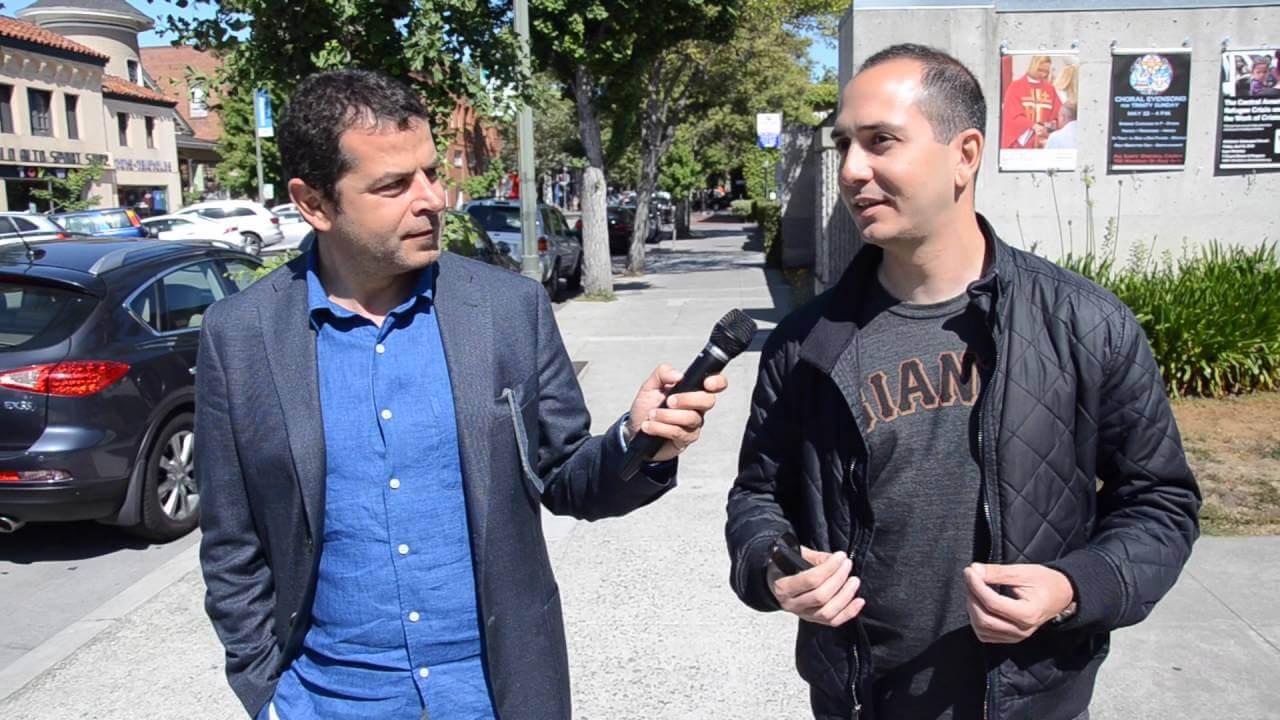 Silikon Vadisi'ndeki Türkler: Levent Sapcı