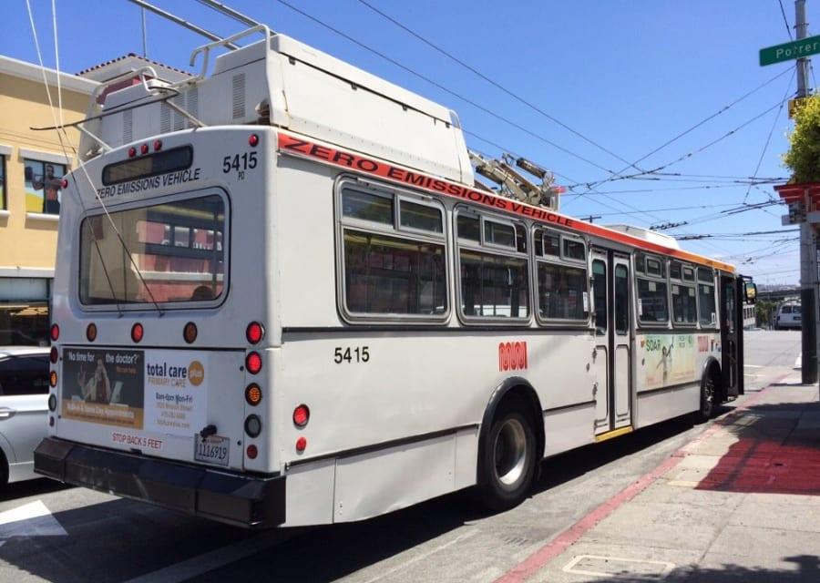 Bus 22: San Francisco'nun tüm renklerini görebileceğiniz otobüs