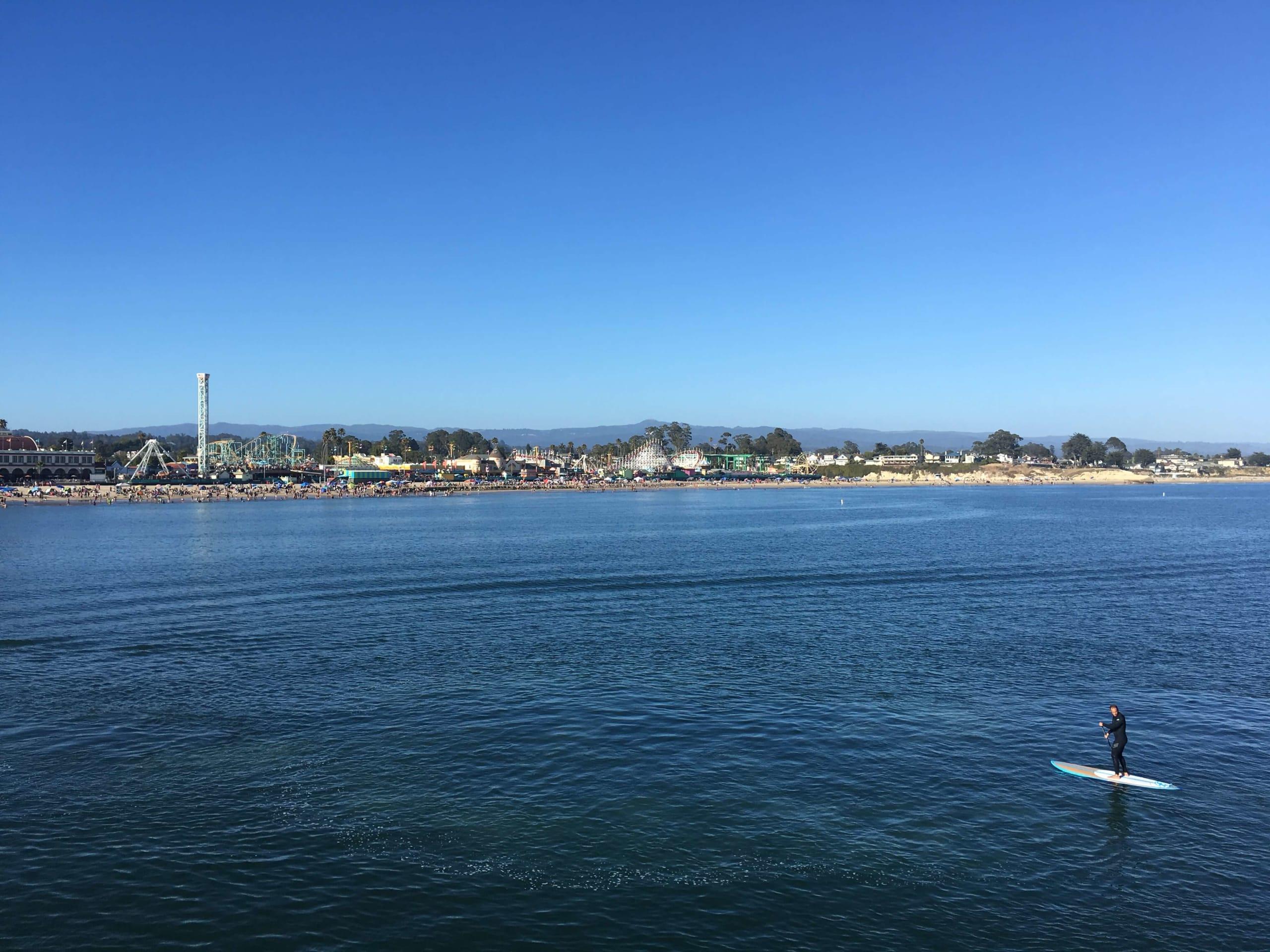 Batı Yakası Cennetleri – 1: Santa Cruz