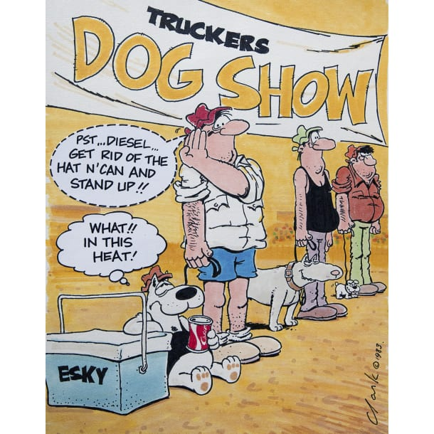 Diesel Dog Dog Show