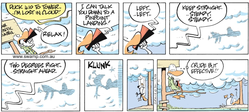 Crude But Effective - comic