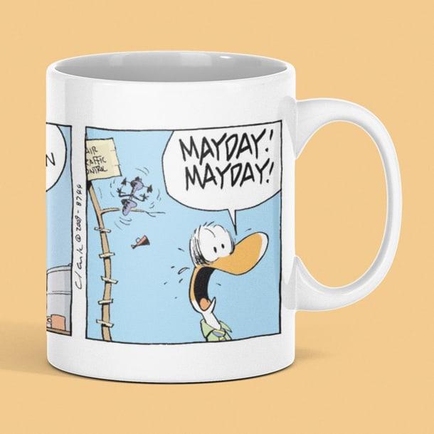 Mayday Mayday Mug