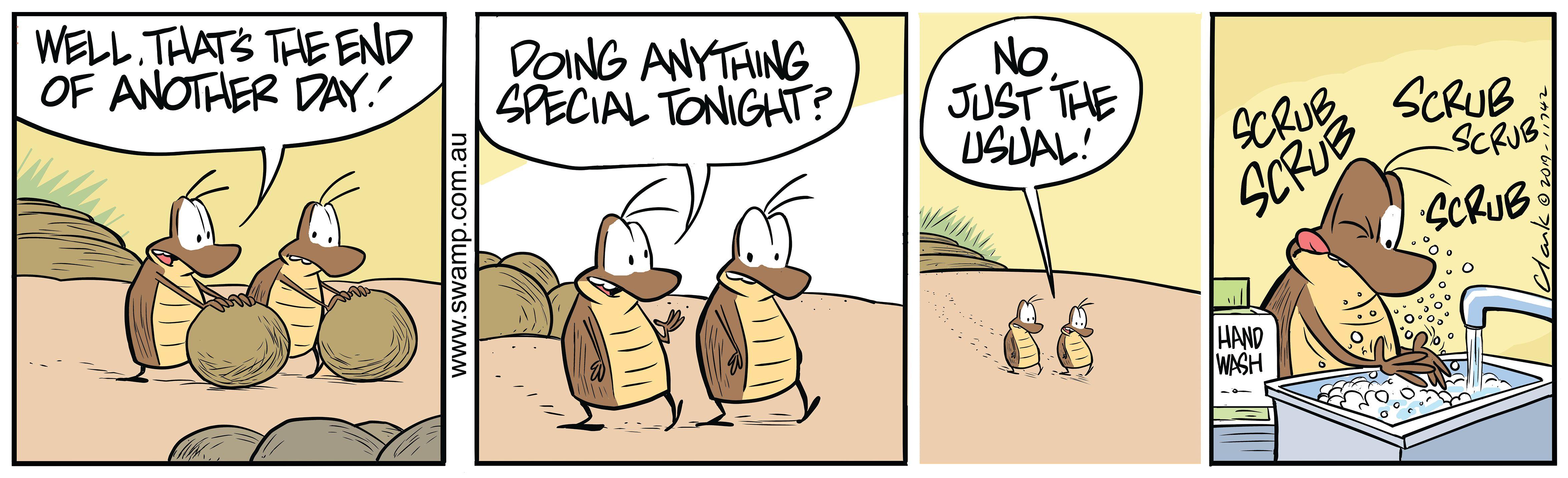 Dung Beetle Hand Wash