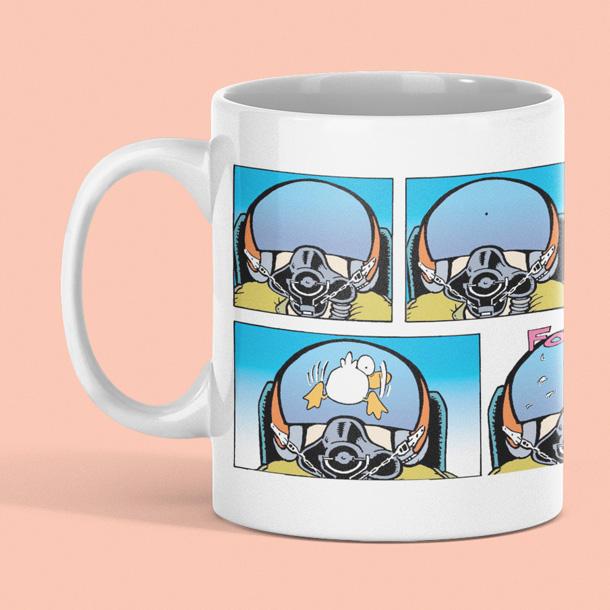 Jet Pilot Mug
