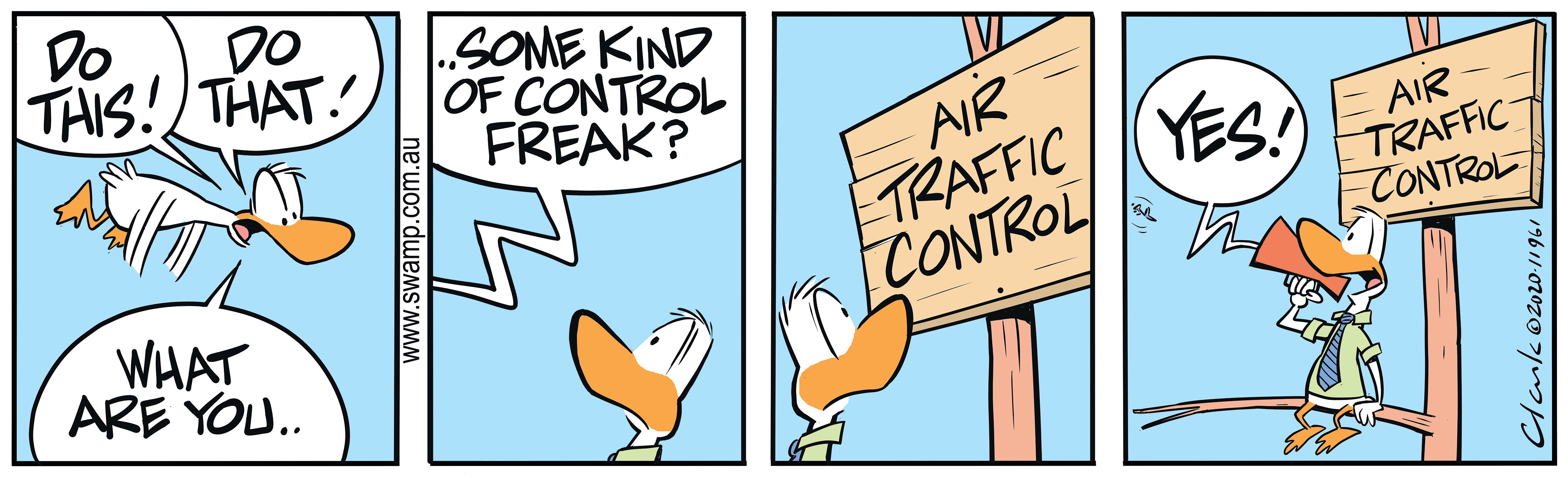 Air Traffic Control Freak