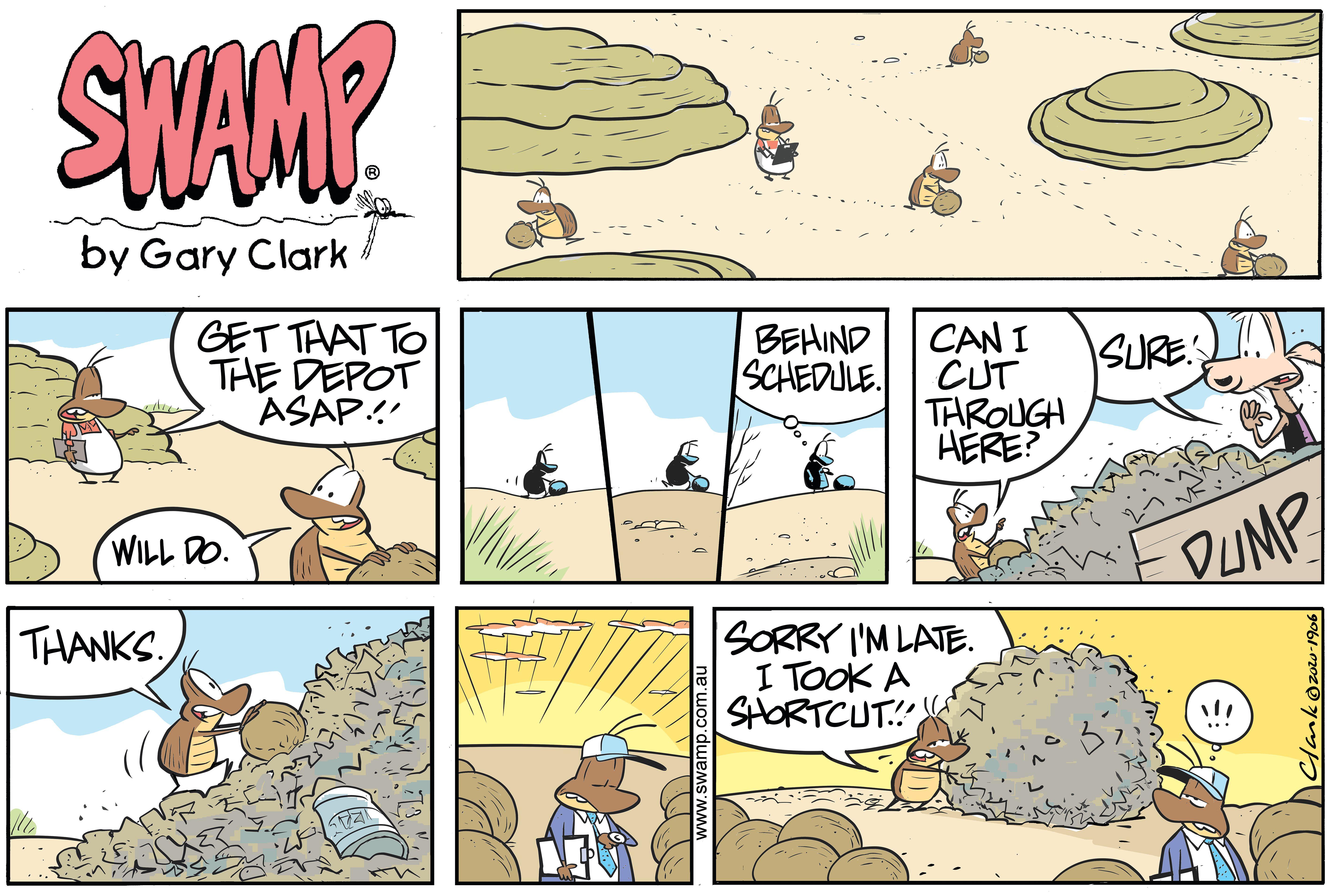 Urgent Dung