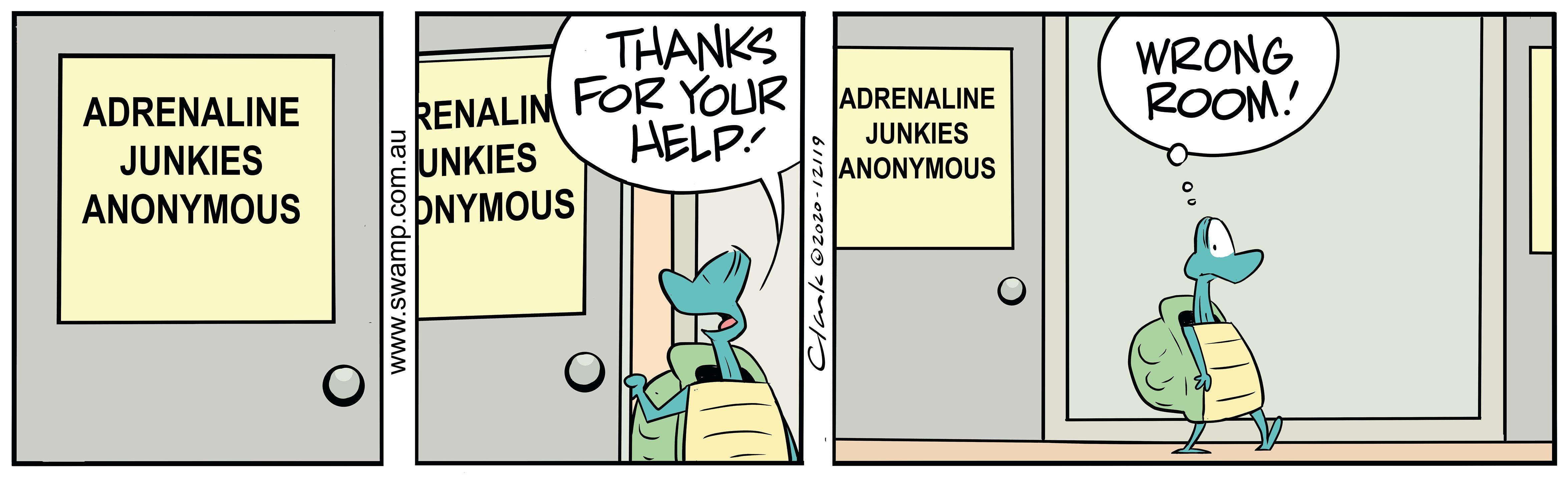 Adrenalin Junkies Anonymous