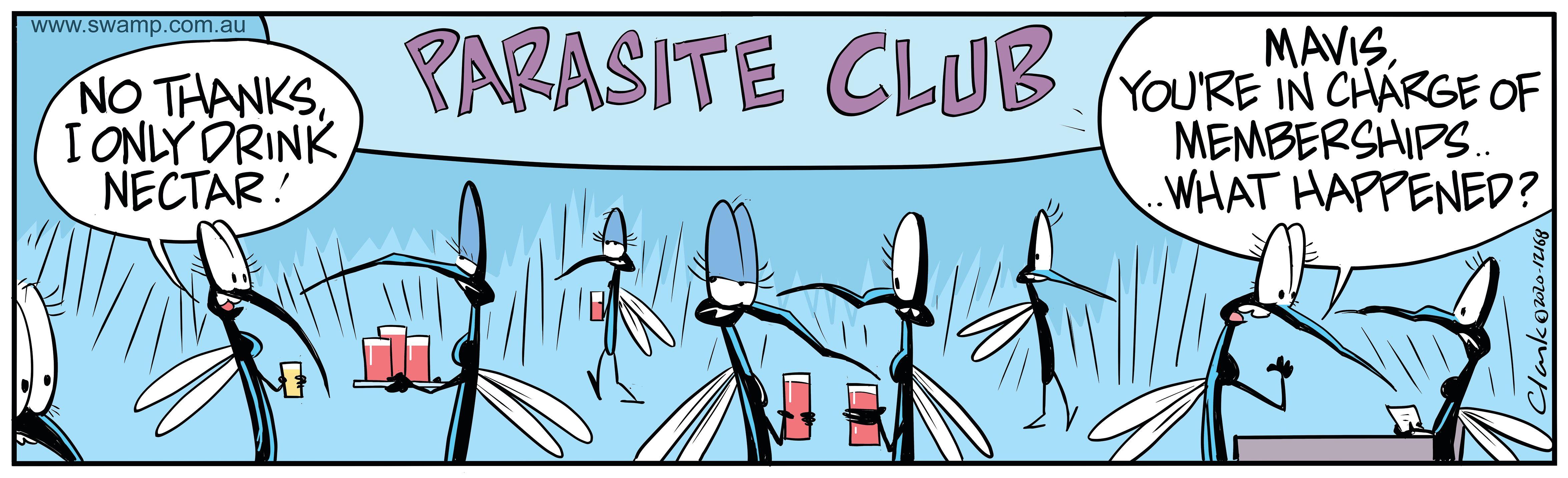 Parasites Membership